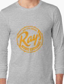 Ray's Music Exchange (worn look) Shirt Long Sleeve T-Shirt
