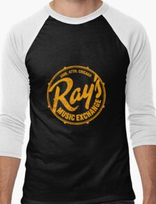 Ray's Music Exchange (worn look) Shirt Men's Baseball ¾ T-Shirt