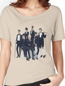 Block B Group Picture Women's Relaxed Fit T-Shirt