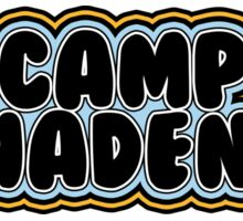 Camp Canadensis Sticker