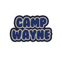 Camp Wayne Photographic Print