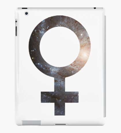 Galaxy Feminism iPad Case/Skin