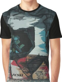 picasso graffiti # 3 Graphic T-Shirt