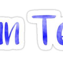 Penn Tech  Sticker