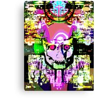 PSYCHEDEVIL23 Canvas Print