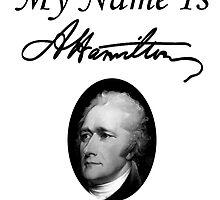 Alexander Hamilton by loudlady2