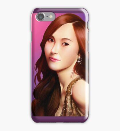 SNSD Jessica iPhone Case/Skin