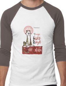 Tigre Raye Shirt Men's Baseball ¾ T-Shirt