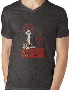 Tigre Raye Shirt Mens V-Neck T-Shirt