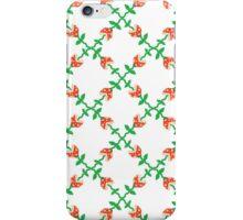 Piranha Plaid iPhone Case/Skin