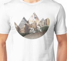 Mountain Biking Unisex T-Shirt