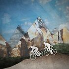 Mountain Biking by amandaroyale