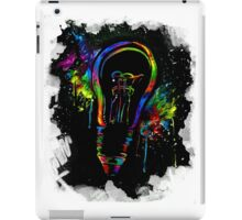Be Color Unto The World iPad Case/Skin