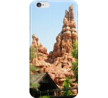 Big Thunder Mountain Railroad iPhone Case/Skin
