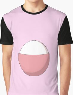 Chansey's Egg Graphic T-Shirt