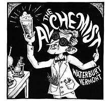 The Alchemist Brewery Shirt Photographic Print
