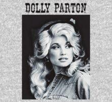 Dolly Parton Shirt One Piece - Long Sleeve