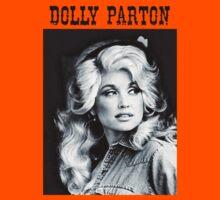Dolly Parton Shirt Kids Tee