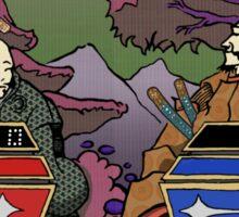 Samurai (Showcase) Showdown Sticker