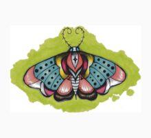 moth. One Piece - Short Sleeve