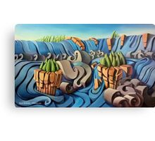 The Iguazu Falls Canvas Print