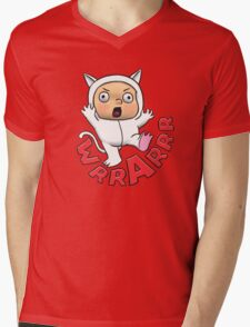 Onesie Mens V-Neck T-Shirt