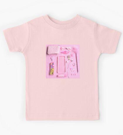 Pink Babygirl Essentials Kids Tee