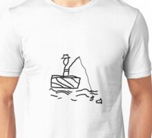 STICK FISHERMAN Unisex T-Shirt