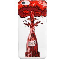 Nuka-Cola Cherry iPhone Case/Skin