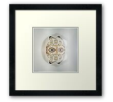 Self Portrait Series: Gold Mask No. 8 image 4 Framed Print