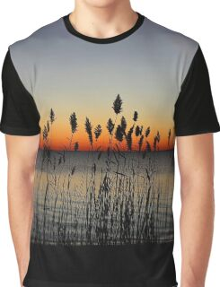 Waiting For Sunrise   Great River, New York Graphic T-Shirt