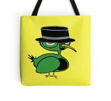 Heisenbird Tote Bag