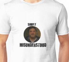 Howard - Simply Misunderstood - Cloverfield Lane Unisex T-Shirt