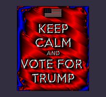 Keep Calm and Vote for Trump Unisex T-Shirt