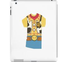 Woody iPad Case/Skin