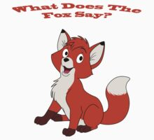 What Does The Fox Say? by krose1023