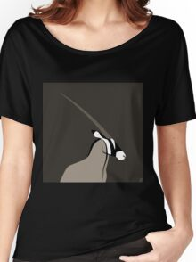 Órice / Oryx Women's Relaxed Fit T-Shirt