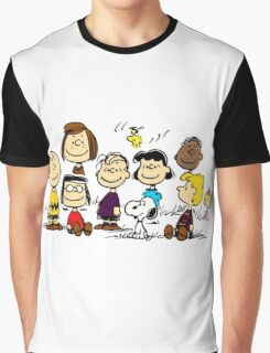 All Peanuts Together Graphic T-Shirt