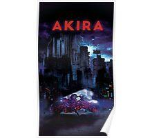 Akira Poster Poster