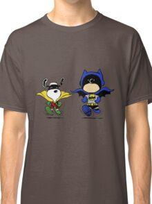 Superheroes Peanuts Classic T-Shirt
