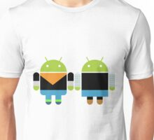 Androids Unisex T-Shirt