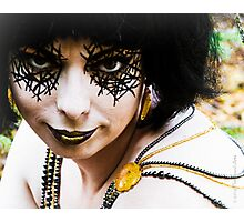 Lady Nyx Photographic Print