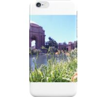 Afternoon at Palace of Fine Arts iPhone Case/Skin