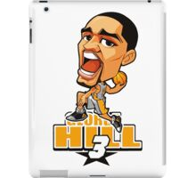 Allen Iverson Hill iPad Case/Skin