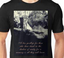 Shadow Of Sanity Unisex T-Shirt