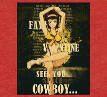 Cowboy Bebop Faye Valentine Tri-blend T-Shirt