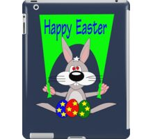 Happy Easter (5251 Views) iPad Case/Skin
