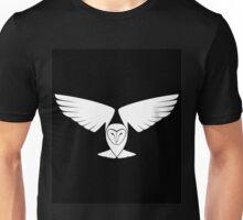 Lechuza común / Barn owl Unisex T-Shirt