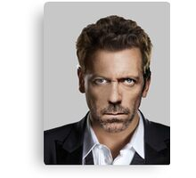 Doctor Henry House Canvas Print