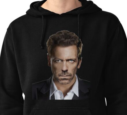 Doctor Henry House Pullover Hoodie